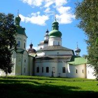 Собор Успения Пресвятой Богородицы в Кирилло - Белозёрском монастыре :: Надежда