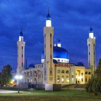 Соборная мечеть в Майкопе :: Андрей Майоров