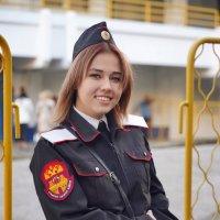 Молодая казачка :: Андрей Майоров