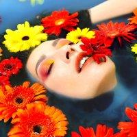 Цветные сны :: Андрей Хабаров