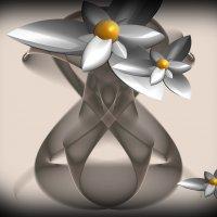 ***Букет опавших орхидей*** :: Юлия Z