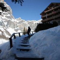 Альпы в феврале :: ZNatasha -