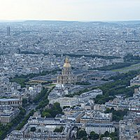 Париж на ладони. :: Владимир Драгунский
