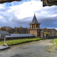 самый северный в мире монастырь (2) :: Георгий А