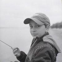 На рыбалке :: Сергей Исайчев