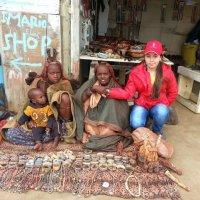 Магазин в Африке. :: Венера Чуйкова