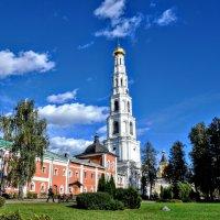 Колокольня Николо-Угрешского монастыря :: Анатолий Колосов