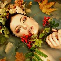"""Осенний бриз"" :: Андрей Хабаров"