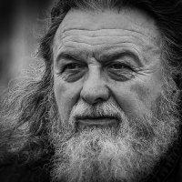 старый байкер :: Олег Семенов