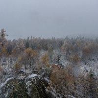 На Урал пришла зима :: Владимир Субботин