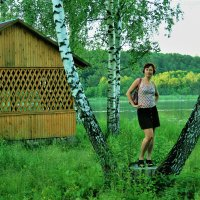 я,15 лет назад. :: Ариэль Volodkova