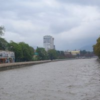 Река Сочи :: Маргарита Батырева
