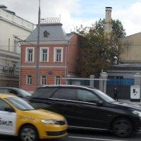 Дом 4 знаменитый  дом-комод А.П.Чехова :: Надежда