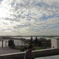 ...Вид на Казань. :: марина ковшова