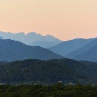 Кавказские горы :: Андрей Пахомов