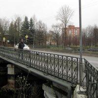 Вознесенский мост. Город Колпино. :: Ирина ***