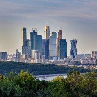 Москва. Архитектура зданий :: Николай Николенко