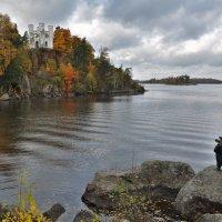 Осень в Монрепо. :: Татьяна Глинская