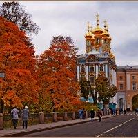 Что такое осень по-царскосельски.... :: Vladimir Semenchukov