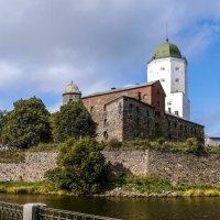 Выборгский замок днём :: Георгий