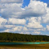 Облачный день в горах :: Татьяна Лютаева