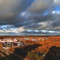 Осень. :: Андрей Леднев