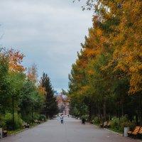 Где-то уже настоящая осень, а где то только начинается :: Alexander Royvels
