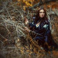 """Фотоохота """"Ведьмины сказки"""" :: Евангелина Малинина"""
