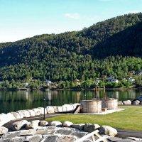 Баня по норвежски :: Николай Танаев