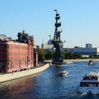 Москва осенняя.. :: Наташа *****
