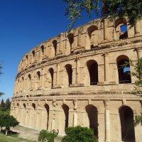 Амфитеатр в Эль-Джеме. :: Чария Зоя