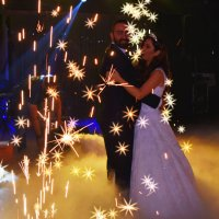 Салют на свадьбе :: Ариэль Volodkova