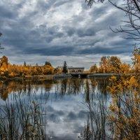 autumn day in my favorite city :: Dmitry Ozersky