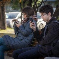 Телефоны, телефоны... :: Sergey Kuznetcov