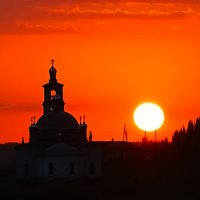 Закатная :: Владимир Чуприков
