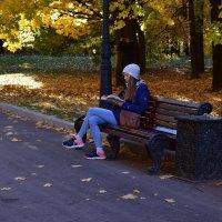 В осеннем парке :: dindin