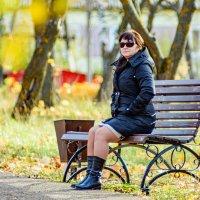 В парке :: Александр Семен