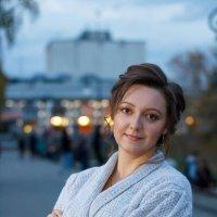 осенний вечер :: Алина Меркурьева