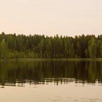 Летний вечер у озера :: Aнна Зарубина