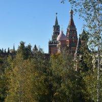 Москва. Зарядье... :: Наташа *****