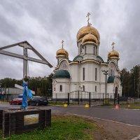 Храм Спаса на Каменке, СПб :: Александр Кислицын