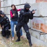 Освобождение заложников :: Роман Мишур