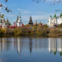 Осень в измайловском кремле :: Андрей Бондаренко