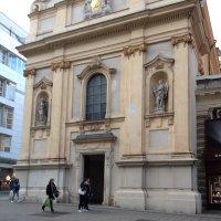 Церковь Святого Креста на Марияхильферштрассе, 24  ( Mariahilfer Strasse ).... :: Наталия Павлова