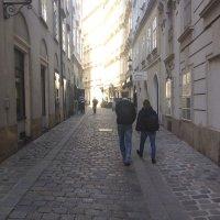 Тихие улочки Вены... :: Наталия Павлова