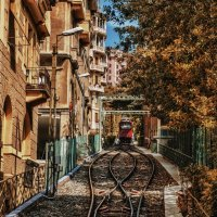 autumn day in Genoa :: Dmitry Ozersky