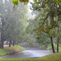 Сентябрьский ливень :: Alika Demi