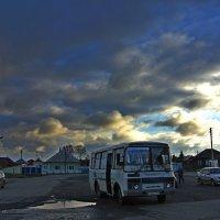 автобус :: Владимир Коваленко