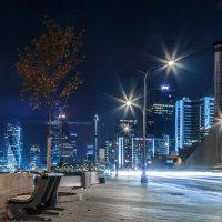 ночной город :: Cristof Hill