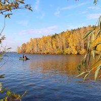 Заплыли в осень :: Елена Викторова